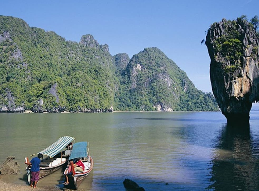 The BA link-up with Bangkok Airways will give BA customers access to Phuket (pictured), Koh Samui and Chiang Mai