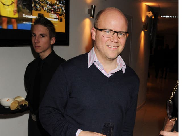 Toby Young attends The Evening Standard Influentials Party to celebrate the 1000 most influential people in London, 2010