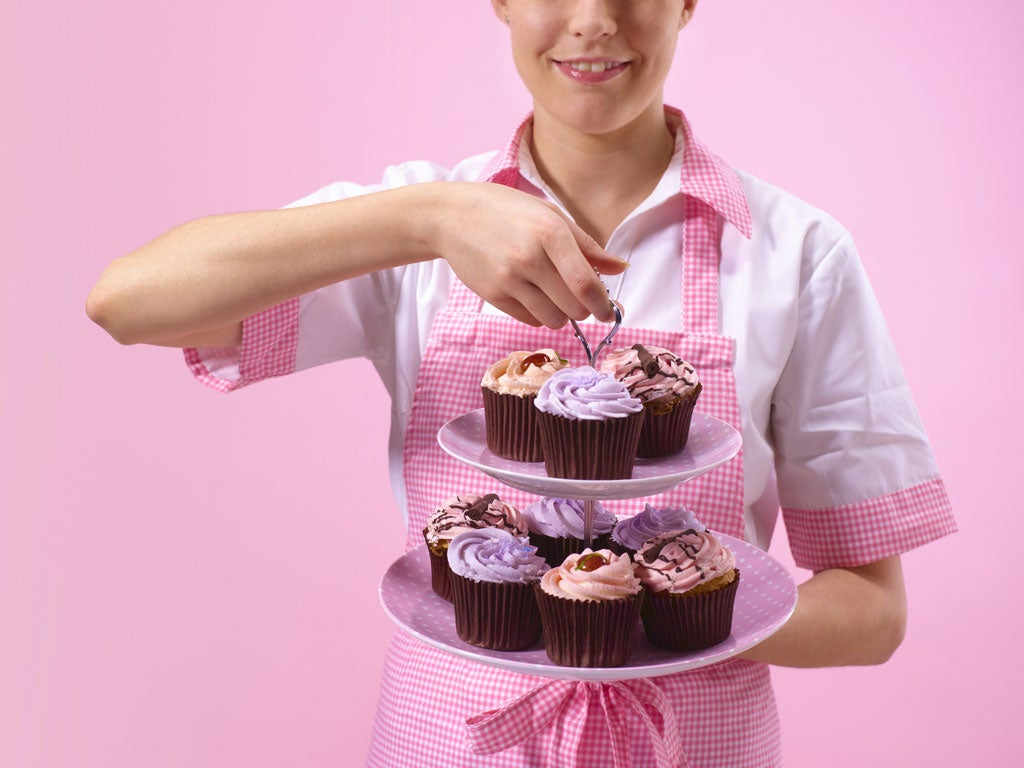 If in Doubt Bake A Cake Chefs Apron