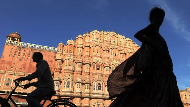 Jaipur's Palace of Winds