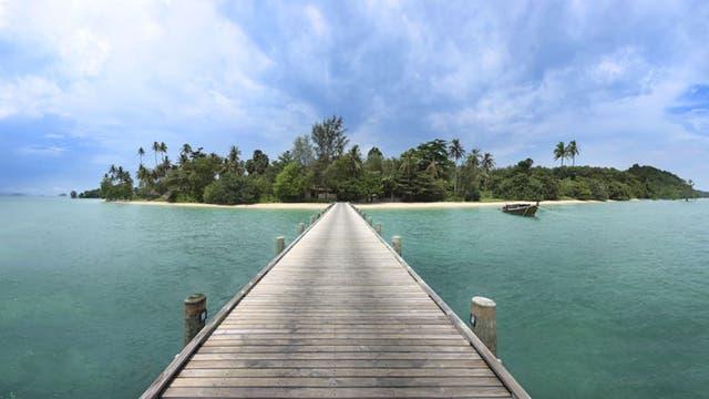 Isle be there: The Naka Island