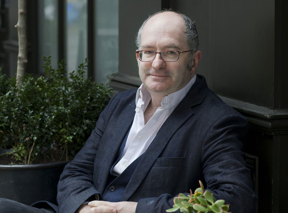 Author John Lanchester sees one street as a microcosm of life in the capital