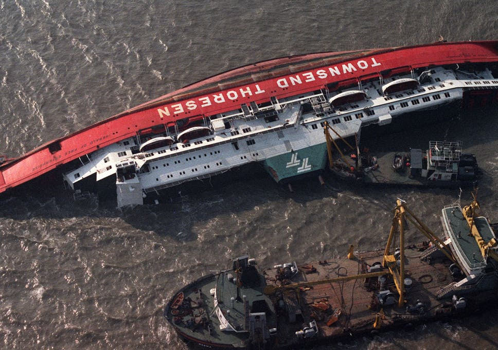 Zeebrugge Ferry Disaster 30 Years On Deadly Failings Behind One Of