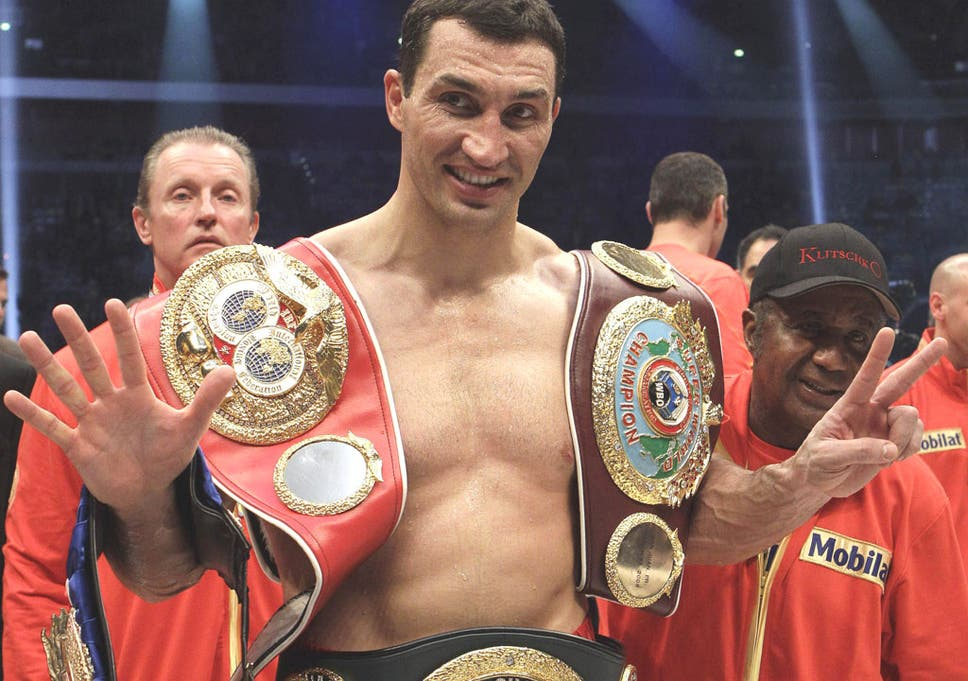 Boxing: I will fight Haye next, says Vitali Klitschko | The