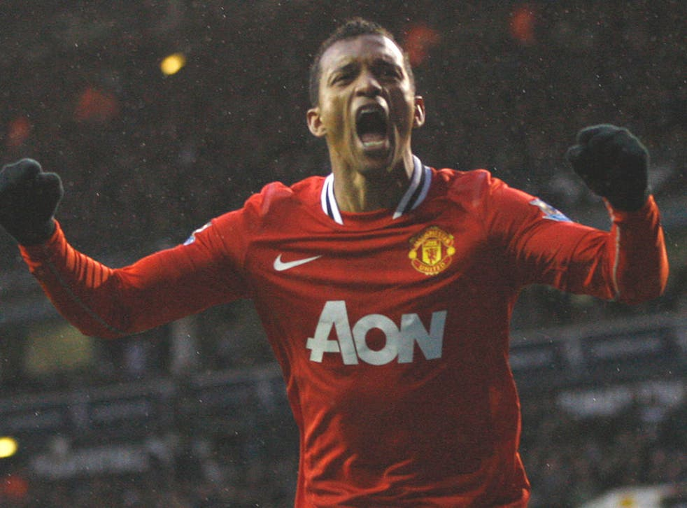 Nani's contract extension could put him on £125,000 a week