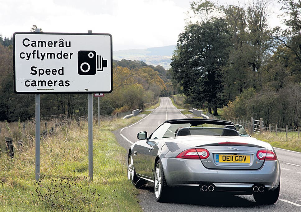 Welsh Roads Provide The Perfect Backdrop Against Which The Jaguar XKR Can  Show Its Class