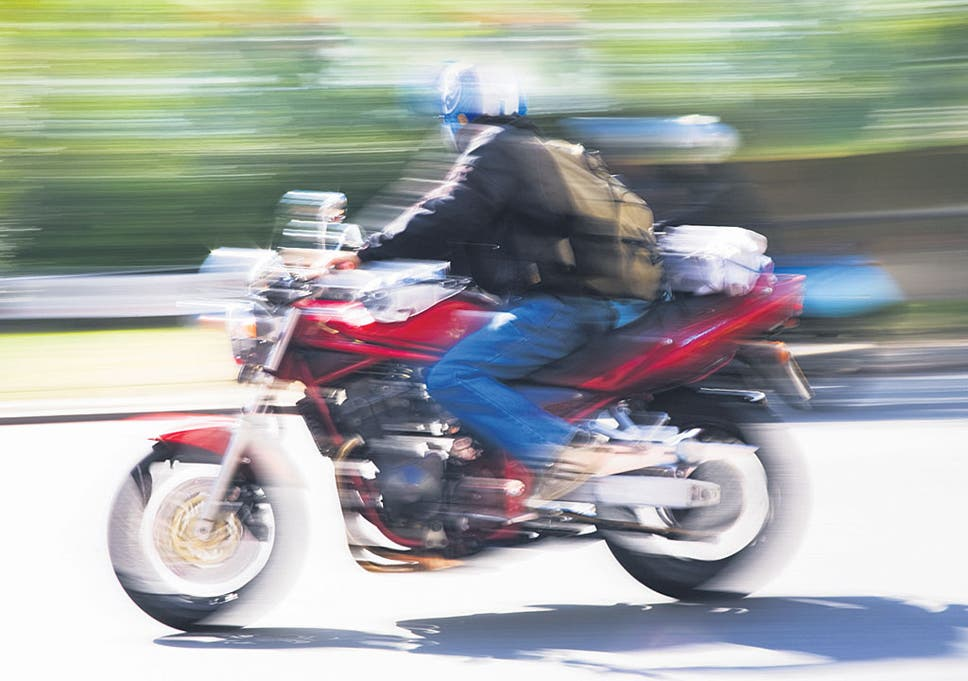 Once you strip the stereotypes, riding a motorbike starts to make