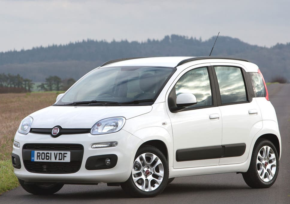 Fiat panda mpg