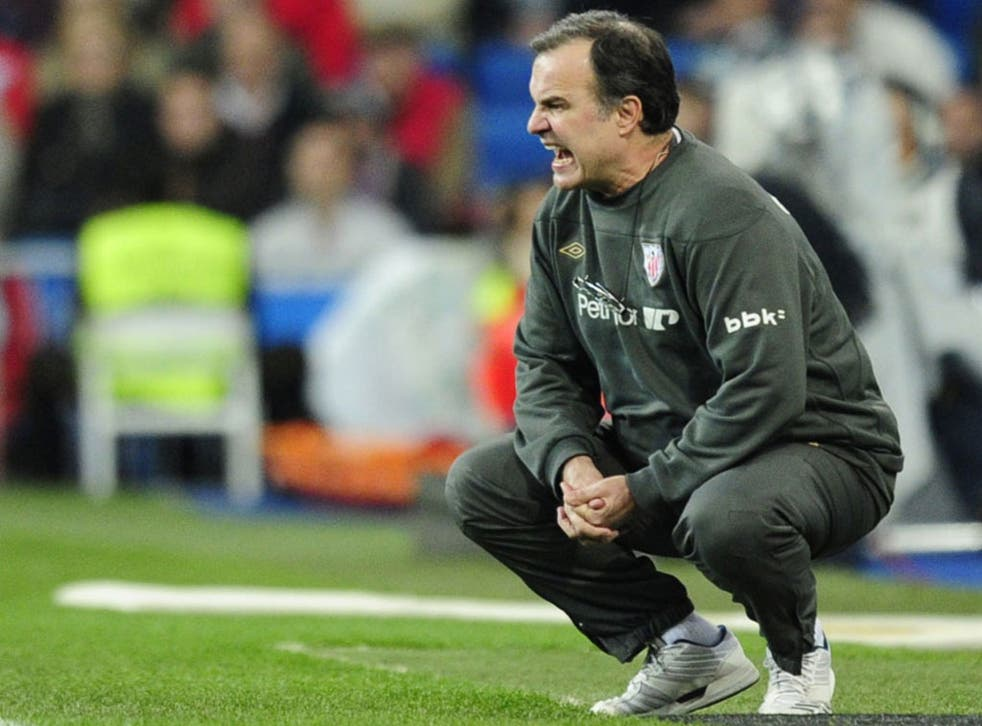 Marcelo Bielsa is one of the planet's most effective but divisive coaches