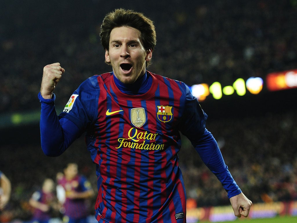 The best ever: Messi or Maradona? | The Independent