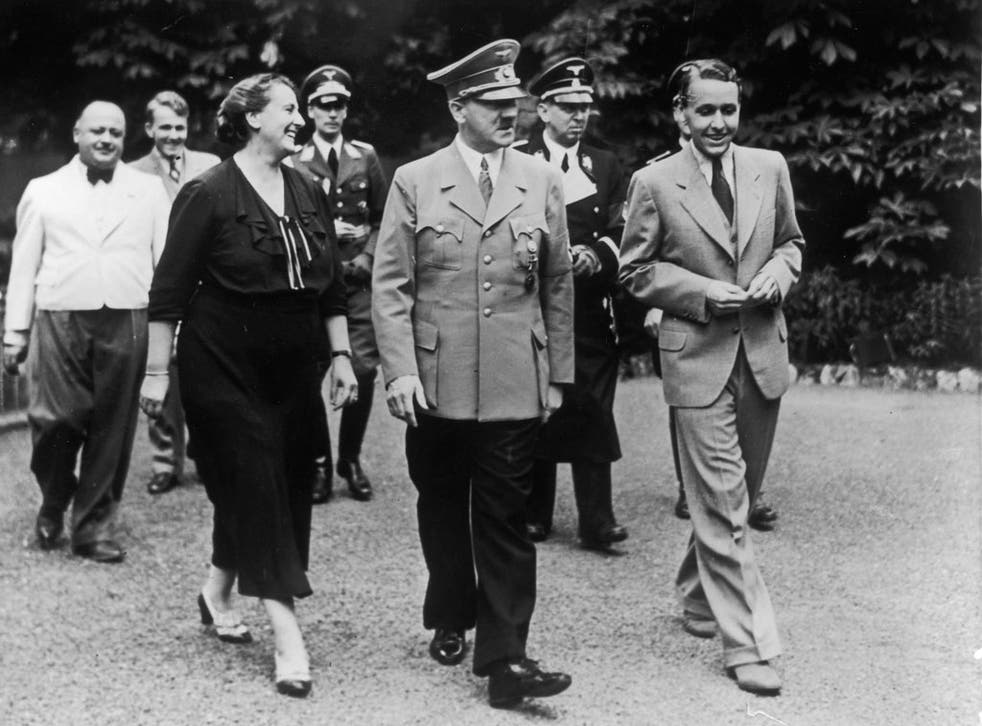 The trade in artefacts linked to Hitler is booming in Britain
