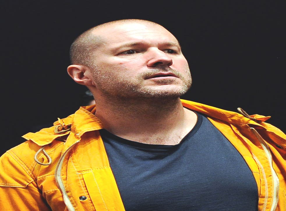 Sir Jonathan Ive: Born and bred in Chingford, living in working in California
