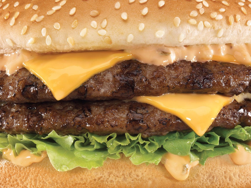 Food hackers reveal how to eat a McDonald's Big Mac for half the price