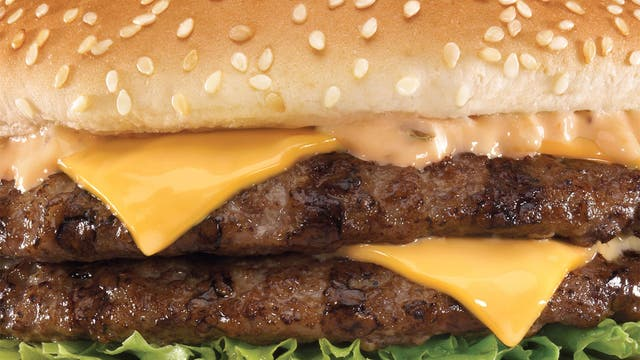 Under guidelines issued by the Scientific Advisory Commission on Nutrition, adults should eat no more than 70g of red and processed meat per day - equivalent to the total meat content of one Big Mac
