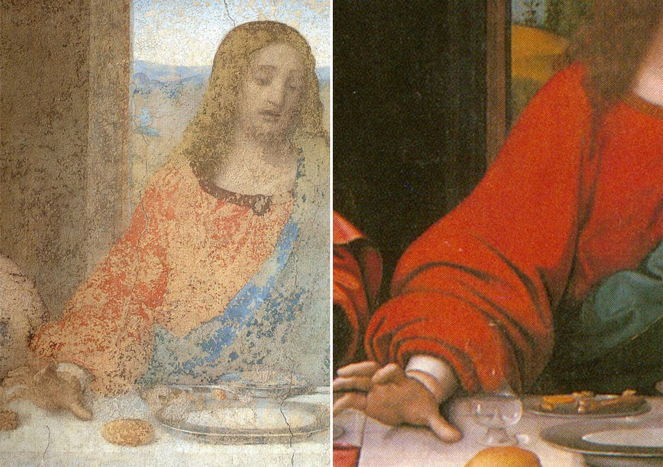 Have Art Restorers Ruined Leonardos Masterpiece The Independent