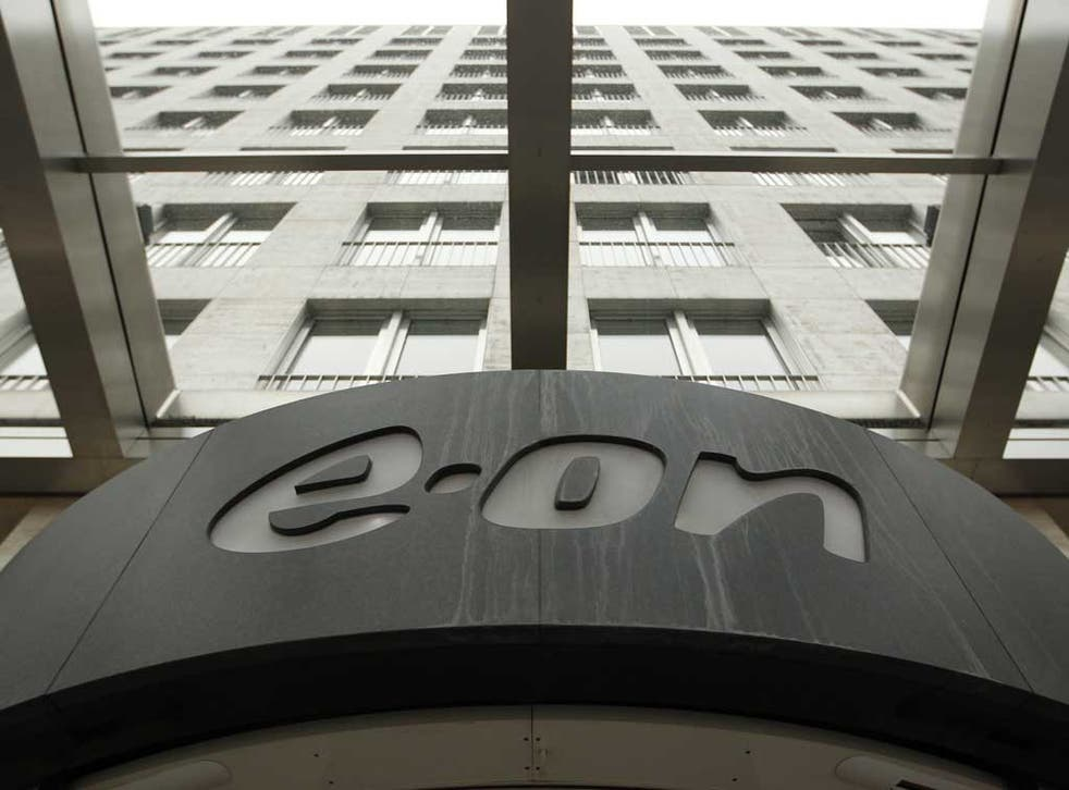 E.On is Germany's biggest utility company and one of the biggest electricity and gas suppliers to the UK