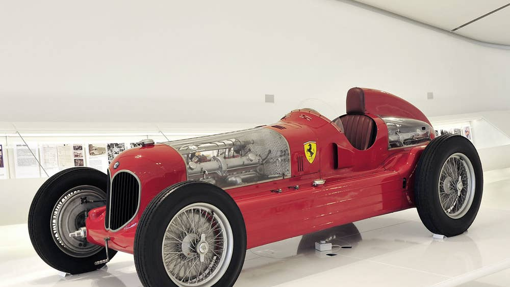 The Museo Casa Enzo Ferrari opens in Modena   The Independent