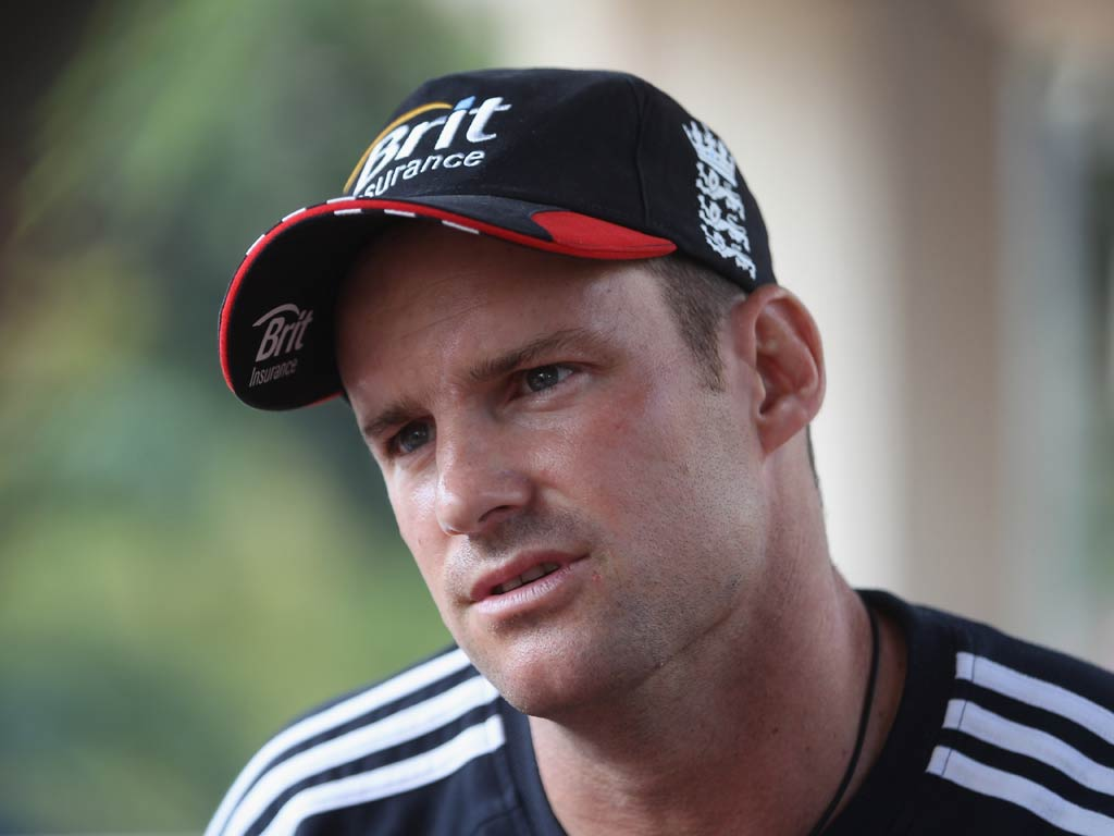 Andrew Strauss expects tough conditions in Sri Lanka