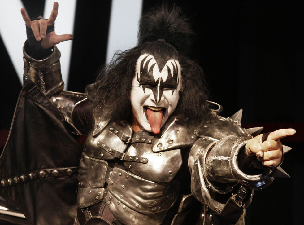 Gene Simmons faced a fierce backlash for comments he made about depression