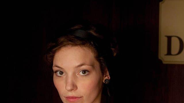 Perdita Weeks stars in Julian Fellowes' Titanic as an aristocratic suffragette, aka the new Lady Sybil