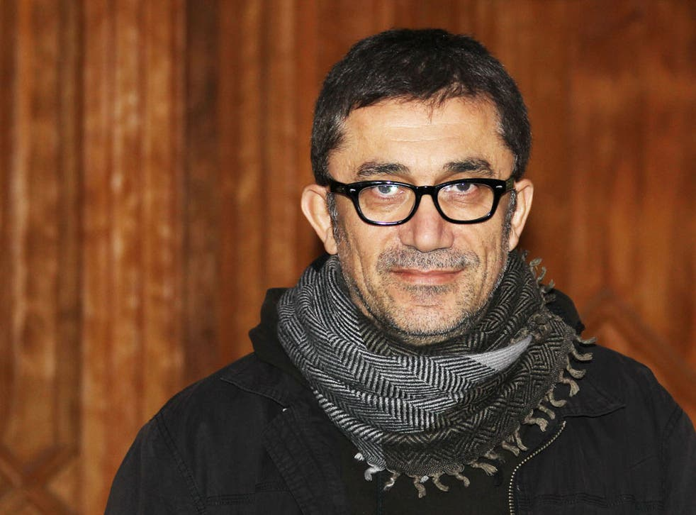 Film director Nuri Bilge Ceylan was once a professional photographer; now it's just an occasional hobby