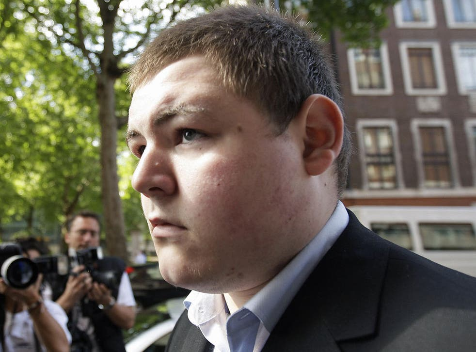 Jamie Waylett was today found guilty of violent disorder during last summer's riots