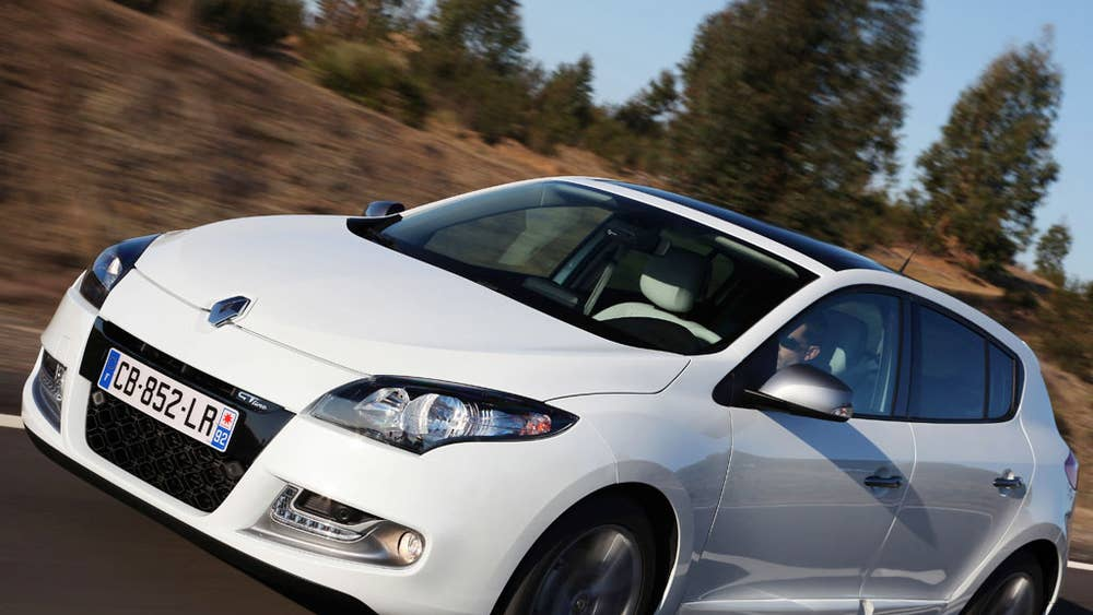Renault Megane Collection 2012 - First Drive | The Independent