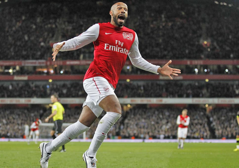 Dermot O'Leary: Thierry Henry is one of those players that every ...