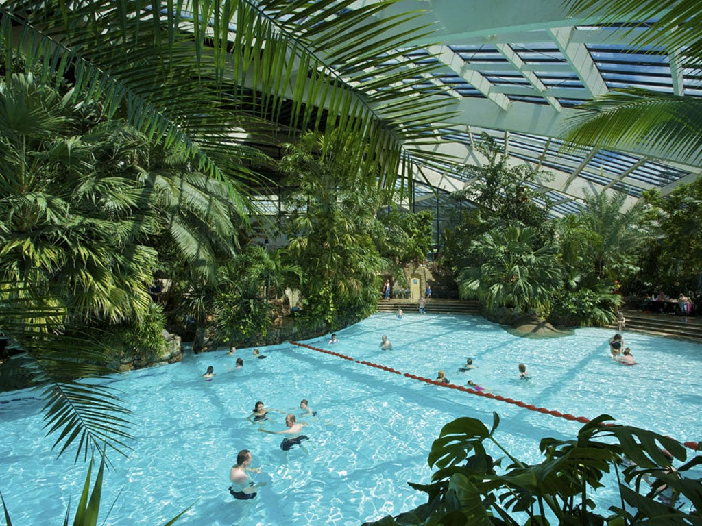 The Wood Life After 25 Years Has Center Parcs Changed Uk Holidays For Ever The Independent