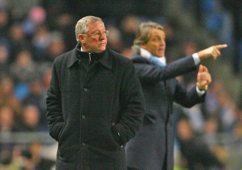 James Lawton: City should remember it's futile to bait Fergie, a