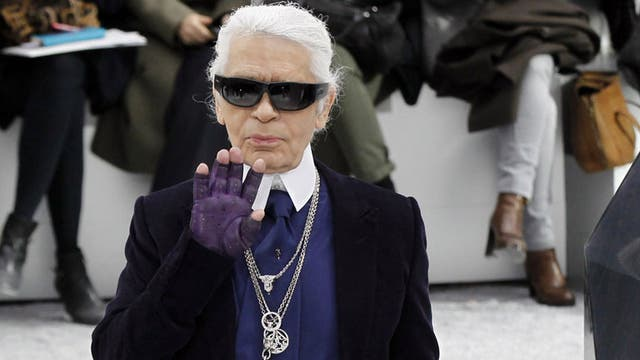 Karl Lagerfeld has form when it comes to insults