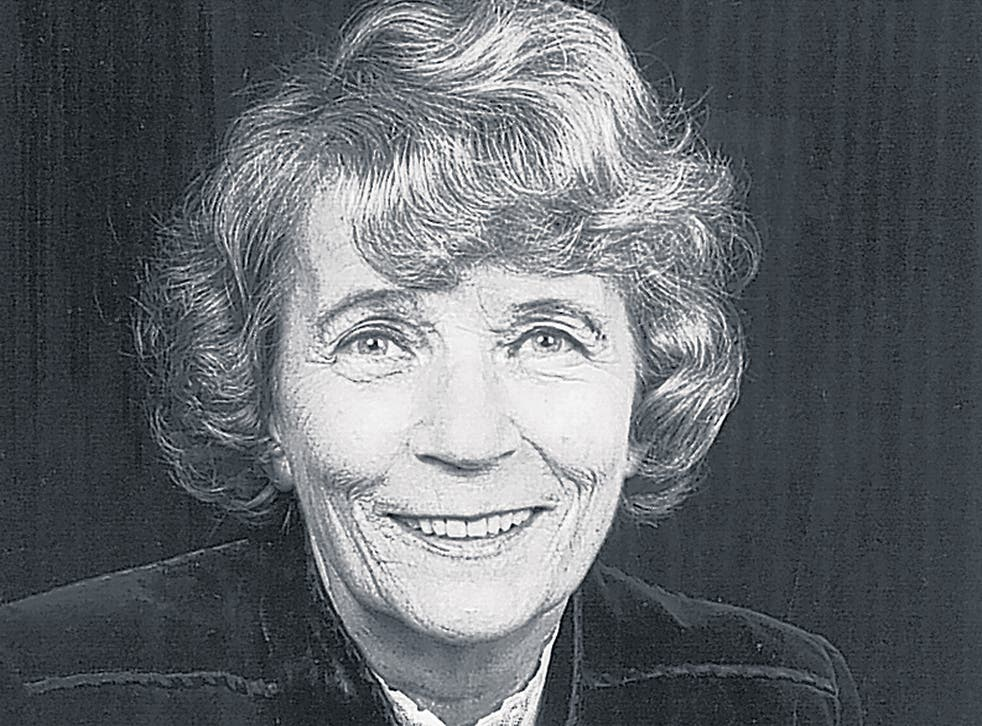 Brooke-Rose: as well as her fiction, she was a formidable critic and scholar