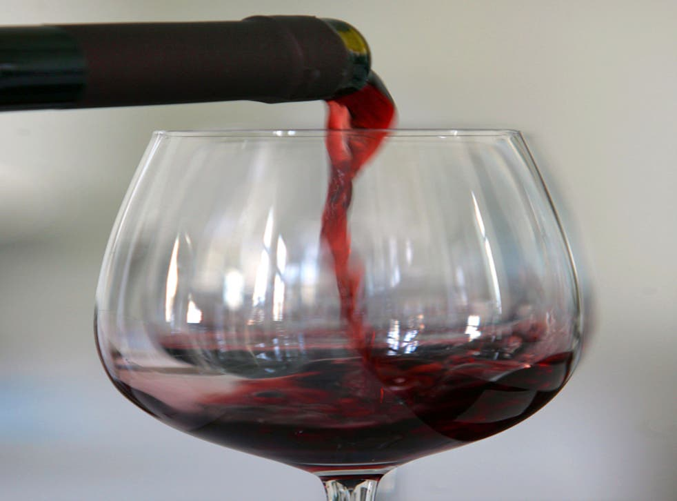 Drinking a small glass of wine every day while pregnant may do no harm to the brain development of babies in the womb