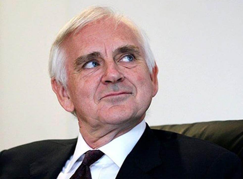 Adrian Beecroft is chairman of Dawn Capital, whose portfolio includes Wonga.com