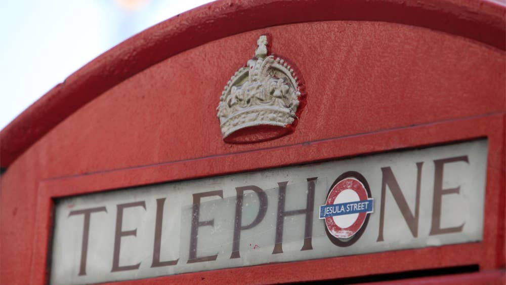 A new serif in town: The fonts used on London's signs and
