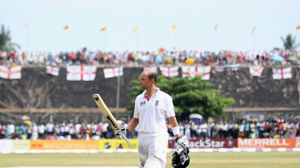 England beaten by Sri Lanka despite Jonathan Trott century | The