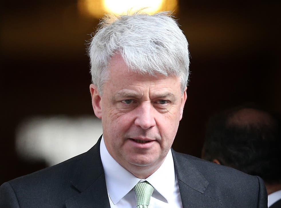 Andrew Lansley's department has run up a £100,000 bill on tea and biscuits so far this year