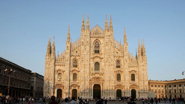 Grand design: The Duomo