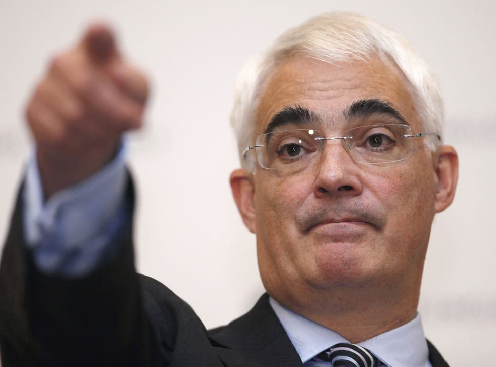 Mr Darling said European Union leaders should not be lulled into thinking that the worst of the eurozone crisis is over