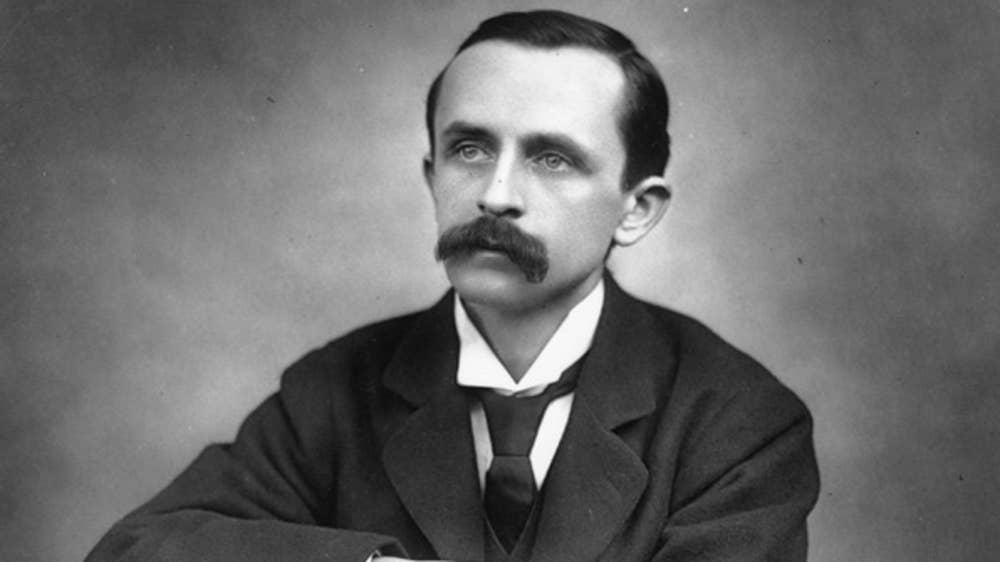 j m barrie the man who wouldn t grow up the independent