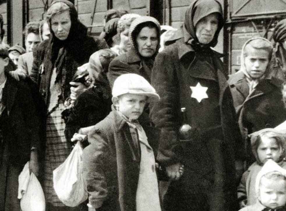 DEUTSCHE REICHSBAHN: Under the Nazis, the state railway transported Jews and other prisoners to death camps