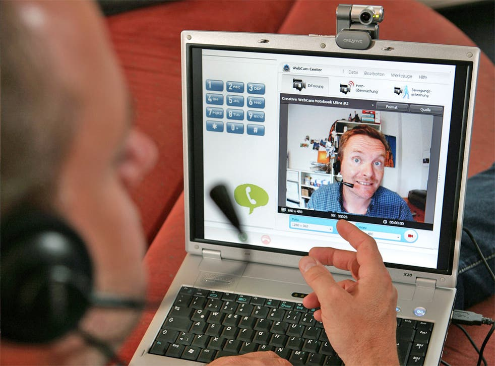 Under the proposals, police would be able to monitor who spoke to whom on Skype in real time and on demand
