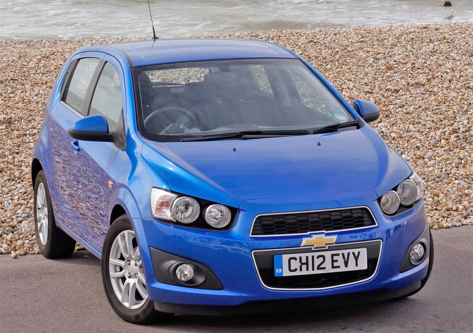 Chevrolet Aveo 13 Vcdi Eco Lt The Independent