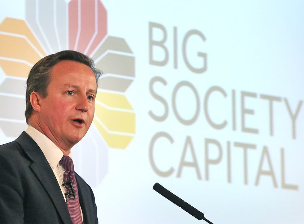 David Cameron has acknowledged charities' fears over limiting tax relief for large donations