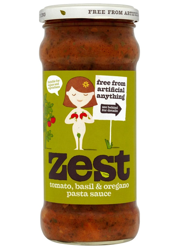 The 10 Best Pasta Sauces The Independent