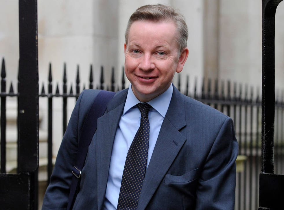 Mr Gove's drive to promote academies and free schools helped prompt NUT strike demands this Easter