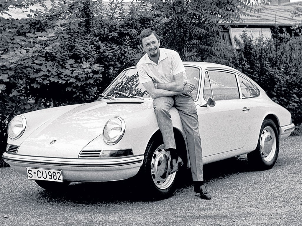 Ferdinand Porsche Designer Who Made His Name With The 911