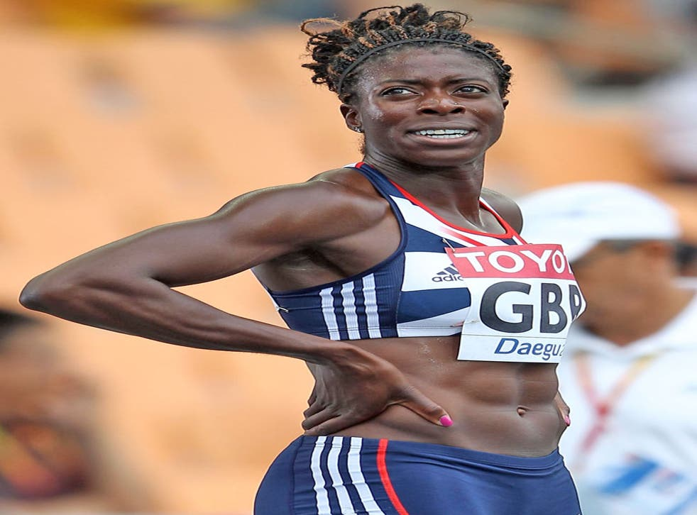 Ohuruogu: 'I prefer to be in the background and let my work speak for me'