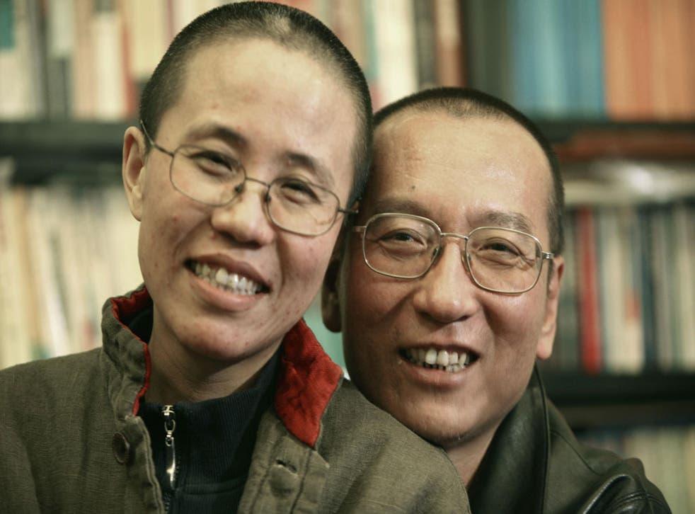 One man's struggle and the 'empty chair': Liu Xiaobo and his wife, Liu Xia