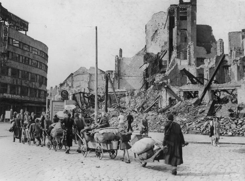 Rebuilding Europe: Refugees returning to Berlin after the Second World War